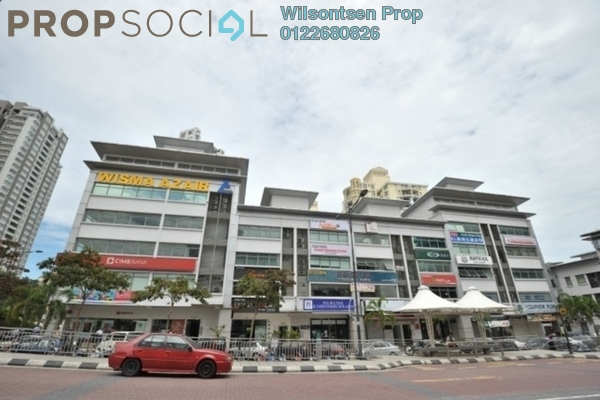 Shop For Sale in Solaris Mont Kiara, Mont Kiara Freehold Unfurnished 0R/0B 8m