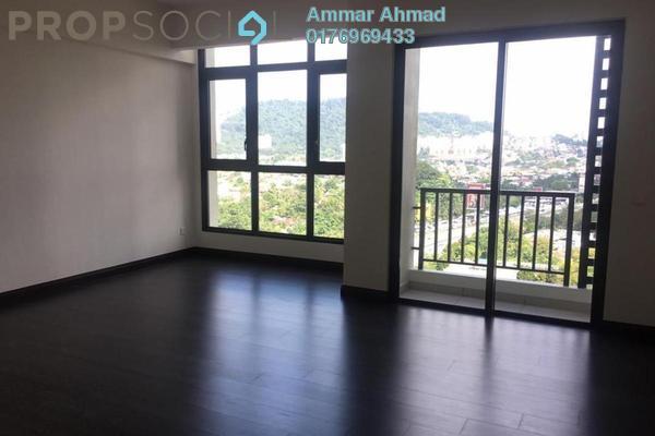 Condominium For Sale in 28 Boulevard, Pandan Perdana Leasehold Semi Furnished 1R/1B 363k