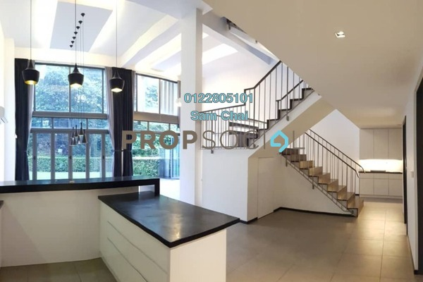 Superlink For Rent in The Mansions, Desa ParkCity Freehold Semi Furnished 4R/4B 12.8k