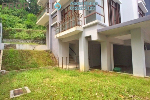Semi-Detached For Sale in Anjung Tiara, Segambut Freehold Unfurnished 5R/5B 2.2m