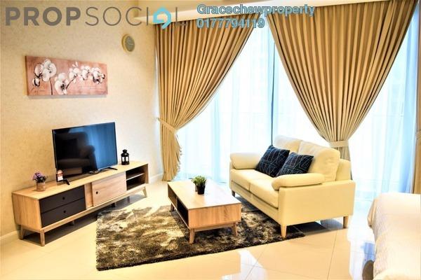 Condominium For Rent in Grand Medini, Medini Freehold Fully Furnished 1R/1B 1.2k