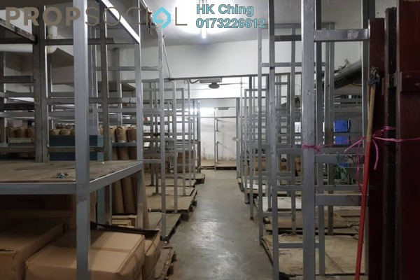 Factory For Rent in Taman Tan Yew Lai, Old Klang Road Freehold Unfurnished 0R/0B 3.9k