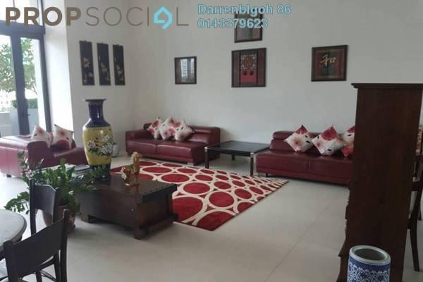 Condominium For Rent in Damai 88, Ampang Hilir Freehold Semi Furnished 2R/2B 4.5k