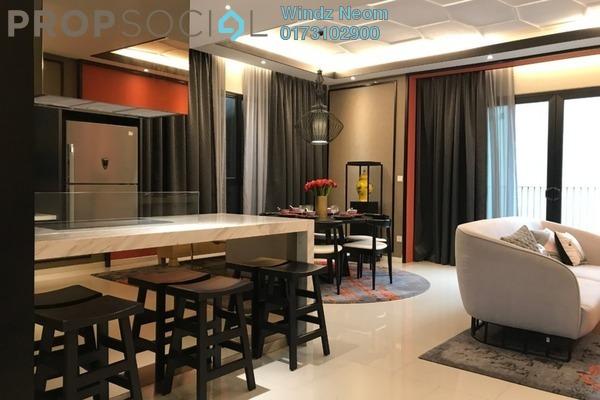 Condominium For Sale in Tropicana Metropark, Subang Jaya Freehold Unfurnished 2R/2B 796k