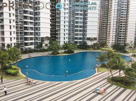 Serviced Residence For Sale in Country Garden Danga Bay, Danga Bay Freehold Semi Furnished 3R/3B 473k