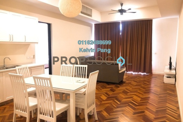 Condominium For Rent in Quayside, Seri Tanjung Pinang Freehold Fully Furnished 1R/2B 2.5k