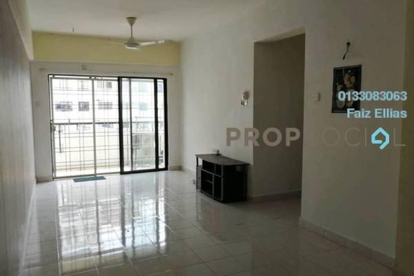 Condominium For Rent in Vista Millennium, Puchong Freehold Semi Furnished 3R/2B 1k