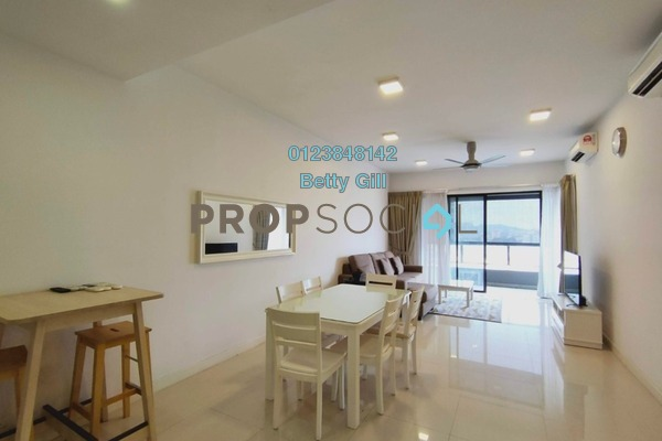Condominium For Rent in G Residence, Desa Pandan Freehold Fully Furnished 2R/2B 3.6k