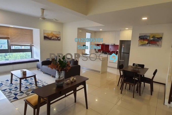 Condominium For Rent in The Breezeway, Desa ParkCity Freehold Fully Furnished 2R/2B 4.5k