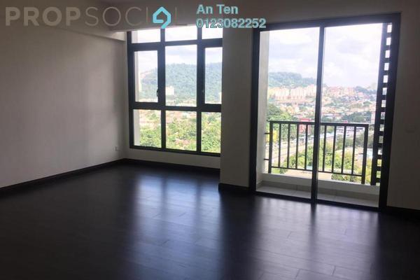 Condominium For Sale in 28 Boulevard, Pandan Perdana Freehold Semi Furnished 1R/1B 350k