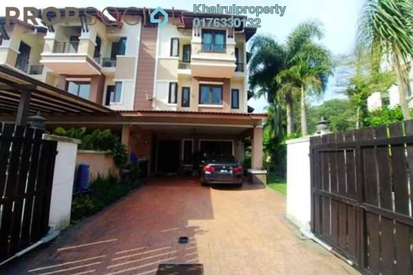 Terrace For Sale in Villaria, Bukit Antarabangsa Freehold Semi Furnished 5R/6B 1.45m