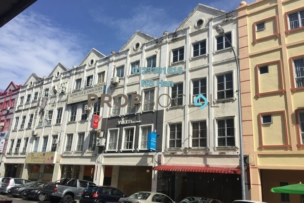 Office For Sale in Plaza Merdeka, Kuching Leasehold Unfurnished 1R/2B 150k