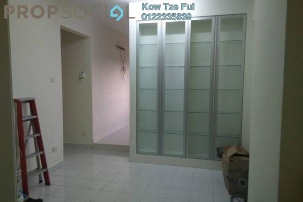 Condominium For Rent in Serdang Skyvillas, Seri Kembangan Freehold Semi Furnished 3R/2B 900translationmissing:en.pricing.unit