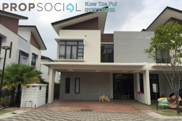 Semi-Detached For Sale in Sunway Eastwood, Seri Kembangan Leasehold Fully Furnished 5R/5B 2.2m