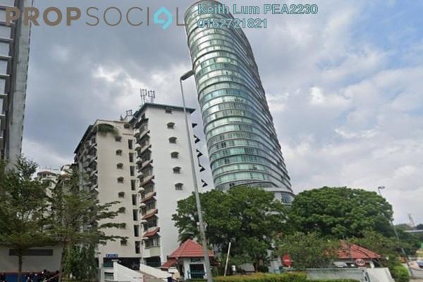 Condominium For Rent in Desa Kiara, TTDI Freehold Fully Furnished 3R/2B 2k
