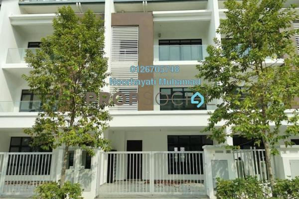 Terrace For Rent in Avens Residence, Southville City Freehold Unfurnished 6R/6B 3k