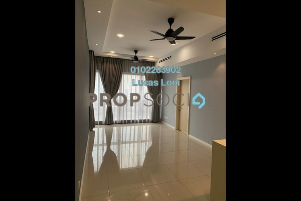 Serviced Residence For Sale in Icon City, Petaling Jaya Freehold Semi Furnished 3R/2B 950k
