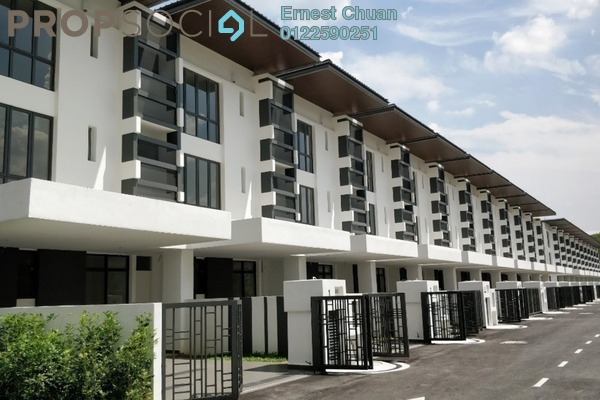 Terrace For Sale in The Andes, Bukit Jalil Freehold Unfurnished 6R/6B 1.54m