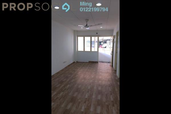 Apartment For Rent in Laman Rimbunan, Kepong Freehold Unfurnished 3R/2B 800translationmissing:en.pricing.unit