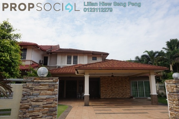 Semi-Detached For Sale in Section 8, Kota Damansara Freehold Semi Furnished 6R/5B 1.69m