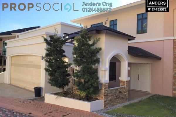 Villa For Sale in Moonlight Bay, Batu Ferringhi Freehold Fully Furnished 5R/5B 4.8m
