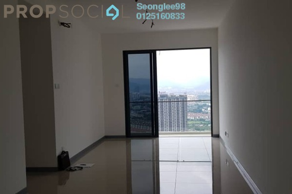 Serviced Residence For Rent in United Point Residence, Segambut Freehold Semi Furnished 3R/2B 1.6k
