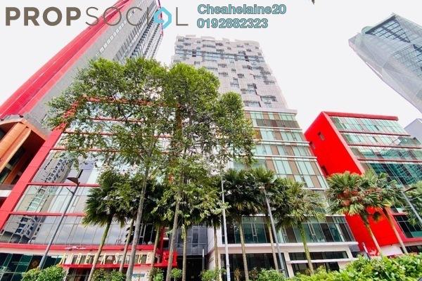 Office For Sale in Empire Damansara, Damansara Perdana Freehold Semi Furnished 1R/14B 14.9m
