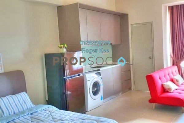 SoHo/Studio For Rent in Tamarind Suites, Cyberjaya Freehold Fully Furnished 1R/1B 1.3k