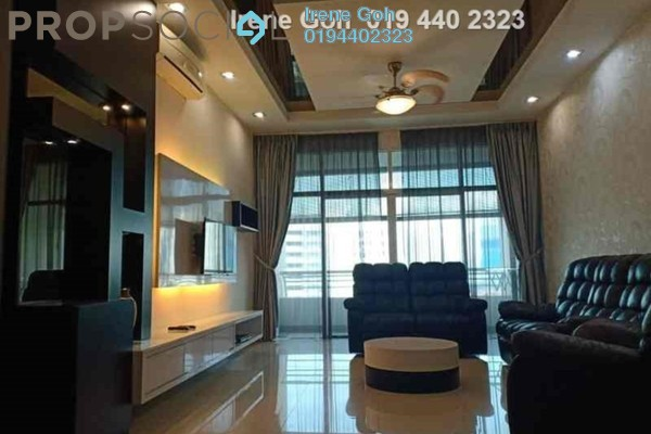 For Sale Condominium at Fettes Residences, Tanjung Tokong Freehold Fully Furnished 5R/4B 1.95m
