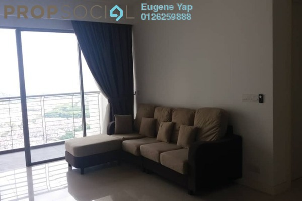 Condominium For Rent in The Westside Two, Desa ParkCity Freehold Fully Furnished 3R/3B 3.5k