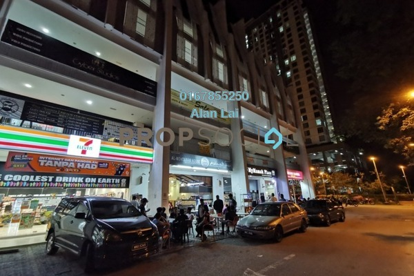 Shop For Rent in Paragon, Cyberjaya Freehold Unfurnished 1R/1B 5k