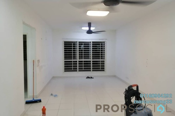 For Sale Condominium at Seri Mutiara, Setia Alam Freehold Semi Furnished 3R/2B 315k