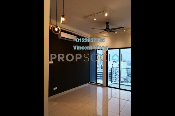 Condominium For Rent in PJ Midtown, Petaling Jaya Freehold Semi Furnished 1R/1B 2k