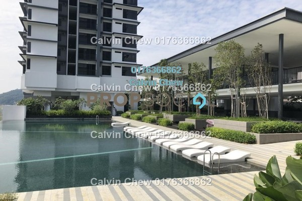 For Sale Serviced Residence at Serini, Melawati Freehold Unfurnished 4R/4B 648k