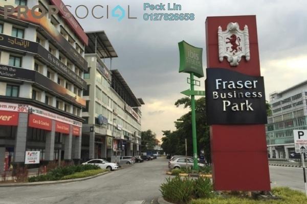 Shop For Rent in Fraser Business Park, Sungai Besi Freehold Unfurnished 0R/2B 12k