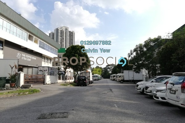 Factory For Rent in Shamelin Heights Business Park, Cheras Freehold Unfurnished 0R/0B 21.4k