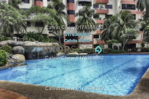 For Sale Condominium at Fraser Towers, Gasing Heights Freehold Unfurnished 3R/3B 462k