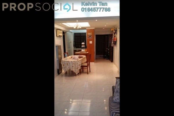 For Rent Condominium at Sunny Ville, Batu Uban Freehold Fully Furnished 2R/2B 1.1k