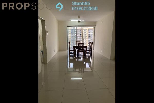 Condominium For Rent in Platinum Lake PV16, Setapak Freehold Semi Furnished 4R/2B 1.65k