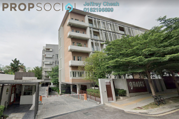Condominium For Sale in 9 Madge, Ampang Hilir Freehold Semi Furnished 6R/6B 3.85m