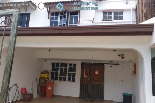 For Rent Terrace at PJS 10, Bandar Sunway Freehold Semi Furnished 4R/3B 1.65k