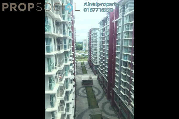 For Sale Apartment at Pacific Place, Ara Damansara Freehold Semi Furnished 3R/2B 500k