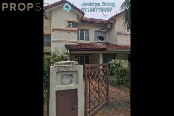 Terrace For Rent in Putra Bahagia, Putra Heights Freehold Unfurnished 4R/3B 1.5k