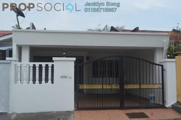 Terrace For Rent in BK1, Bandar Kinrara Freehold Unfurnished 2R/2B 1.5k