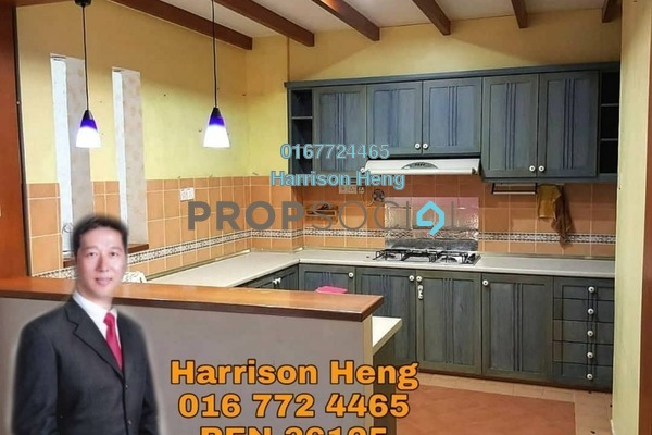 Terrace For Sale in Taman Bukit Indah, Bukit Indah Freehold semi_furnished 4R/3B 560k