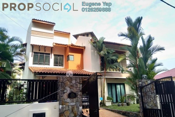 Bungalow For Sale in Putra Hill, Bukit Rahman Putra Freehold Fully Furnished 6R/6B 2.6m