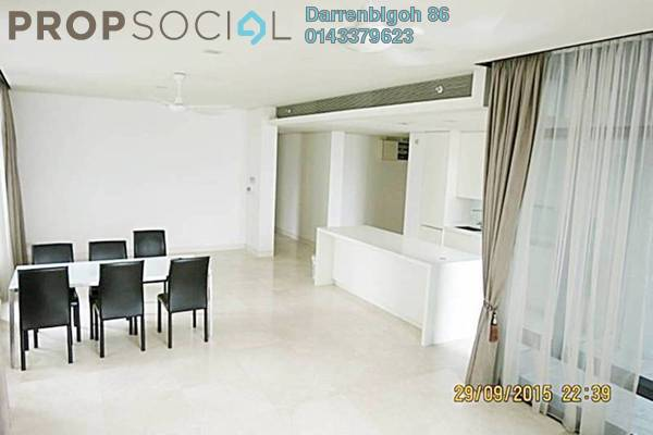 Condominium For Sale in The Troika, KLCC Freehold Semi Furnished 2R/3B 1.97m