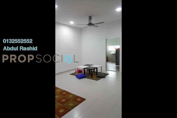 Terrace For Rent in Laman Bakawali, Kota Seriemas Freehold semi_furnished 4R/4B 1.5k