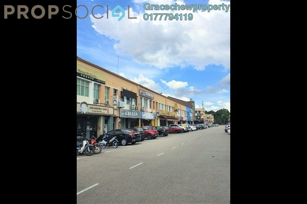 Office For Rent in Setia Indah, Tebrau Freehold Unfurnished 0R/0B 1k