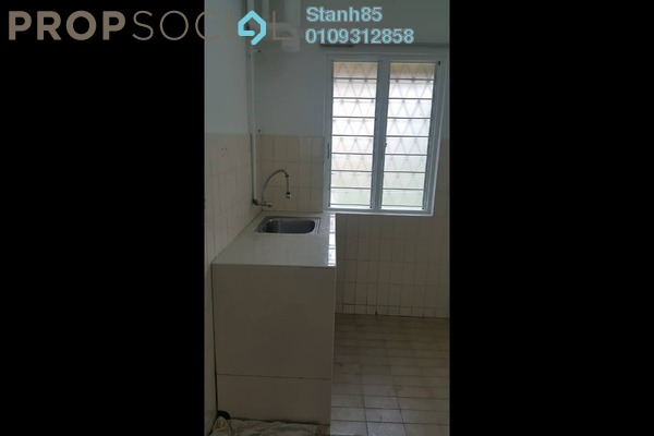 Apartment For Sale in Section 2, Wangsa Maju Freehold Unfurnished 2R/1B 268k